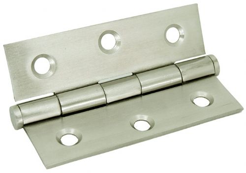 OVO® Butt Hinges - OVOSBH75-50 - Solid Stainless Steel - 75mmx50mm